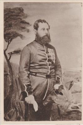 General James Bailey; 2018.303.03