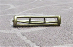 Lapel pin; O2017.06