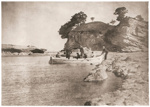 Lord Ranfurly and Party, 1905, in dinghy at Musick Point - head of Tamaki River.; 1905; 7068