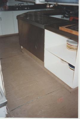 Bell House kitchen.; La Roche, Alan; 1998; 2018.068.80