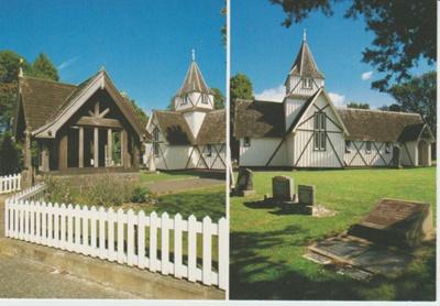 All Saints Church; Photobank Auckland; 2018.201.42