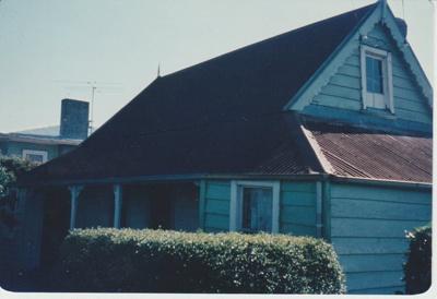 Smallman's Cottage, Cook Street; La Roche, Alan (?); 1/03/1980; 2018.088.16