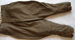 N Z Army Uniform Trousers; Unknown; 1913-1918; T2015.13
