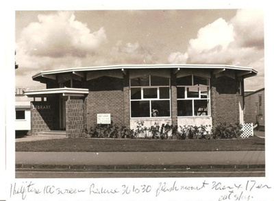 Howick Library, 1967. Current Howick Information C...