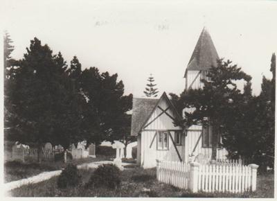 All Saints Church, 1904; 1904; 2018.181.06