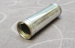 Dressing case content  - cylindrical silver shaving stick holder; 1850; O2017.107.07