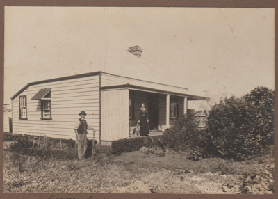 Yeates house in Pilkington Road; 20/08/1914; 2018.139.10