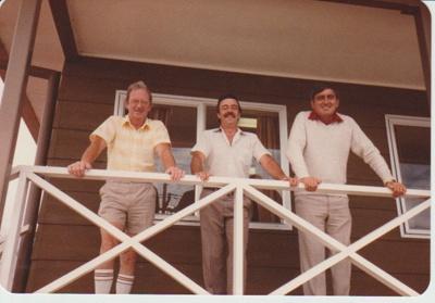 Auckland Motors staff, 1980; 1980; 2017.461.11