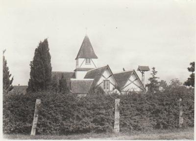 All Saints Church, 1904; 1904; 2018.181.07