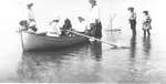 Evans Family Rowboat; 1908