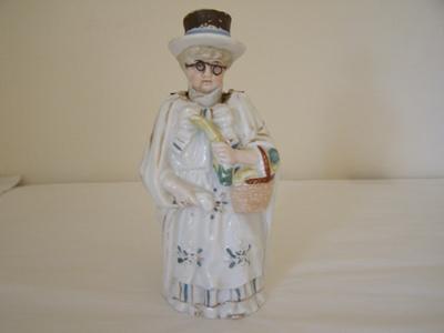 "Ceramic ''Nodding"" Lady; 1991.207"