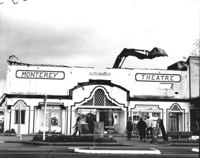 Monterey Theatre, Cook St, Howick.; 11087