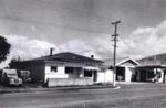 Gandy's Garage, Cook St, Howick.; c 1960; 11044