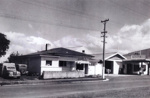 Gandy's Garage, Cook St, Howick.; c 1960; 11044