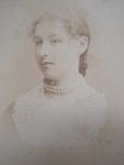 Portrait of M. B. P. Little 1883; H & R Stiles; 2011.72.3