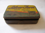 Tobacco Tin; Dominion Tobacco LTD; 2011.14.1