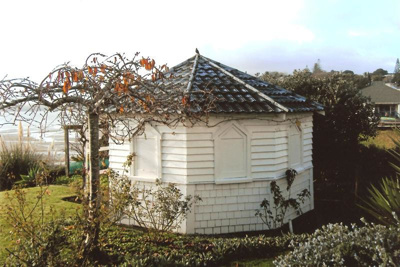 Cottage, 1 Marine Parade, Howick. Claimed to be th...