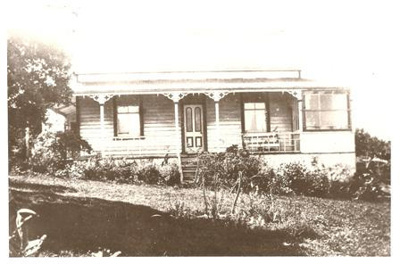 Crawford Homestead, Howick.; 11002