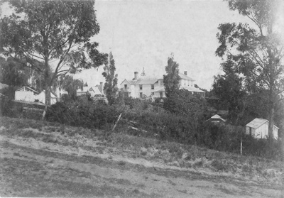 Bleakhouse, Bleakhouse Rd, Howick. c.1880. Blea...