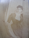 Victorian Era Portrait ; C. Wherrett & Co.