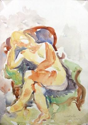 Nude; Toss WOOLLASTON; 1977; 439