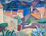 Untitled (Mediterranean Scene); Flora SCALES; 848