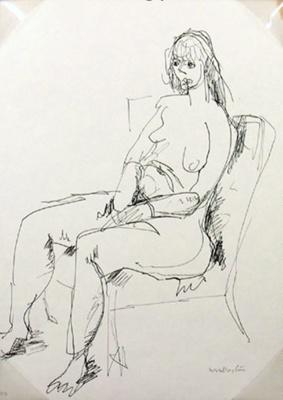 Day Model (Jean); Toss WOOLLASTON; 1969; 463