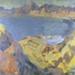 View from Takaka Hill; Toss WOOLLASTON; 1976; 443
