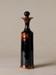 Bottle and Stopper; Darryl ROBERTSON; Circa 1980; 582.1-2