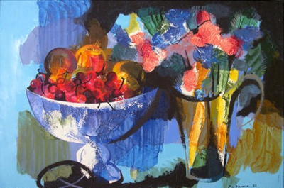 The Blue Bowl; Douglas MACDIARMID; 1965; 409