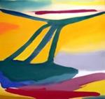 Lagoon; Gretchen ALBRECHT; 1976; 431