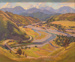Golden Summer: Junction of the Buller and Howard Rivers; Irvine MAJOR; 1959; 962