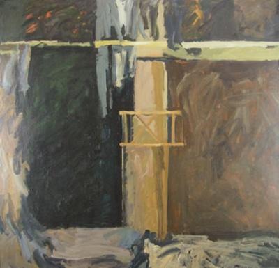 Marsden Valley Painting No.6.; Errol SHAW; 1976; 904