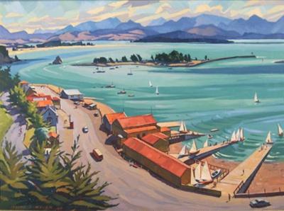 Summer in Nelson; Irvine MAJOR; 1960; 906
