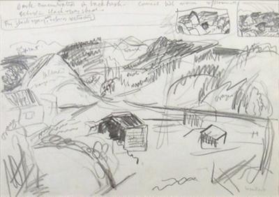 Westland Landscape, Greymouth; Toss WOOLLASTON; 458