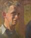 Self Portrait; Irvine MAJOR; 1947; 860