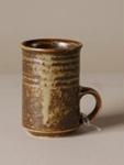 Waimea Craft Pottery coffee mug; Jack LAIRD, Peggy LAIRD; 1965; 954