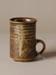 Waimea Craft Pottery coffee mug; Jack LAIRD; 1965; 954