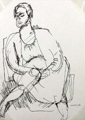 Enfys Graham; Toss WOOLLASTON; 1959; 460