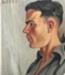 Portrait of Leo Bensemann; W.H. ALLEN; 1940; 1282