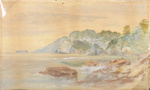 Pohara Beach; John GULLY; 1863; 8