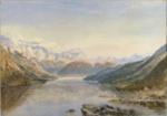 Scene in West Coast Sounds; John GULLY; 1863; 144