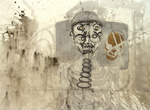Alien Attempt; Max GIMBLETT; 1998-1999; 1096