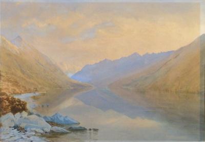 New Zealand Lake Scene (Lake Rotoiti); John GULLY; 31
