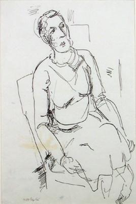 Kit Seator; Toss WOOLLASTON; 1950; 467