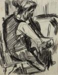 Decimus Wells, With Cello; Toss WOOLLASTON; 1939; 489