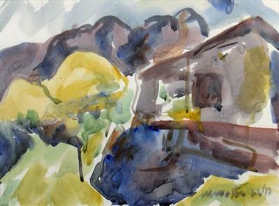 The Artist's House; Toss WOOLLASTON; 1977; 521