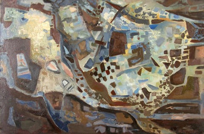 Untitled; Astrid STEVEN; 1964; 726