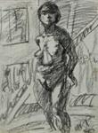 Nude; Alan Pearson; 1980; 1205