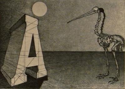 An A for Apteryx; Barry CLEAVIN; 1993; 1310